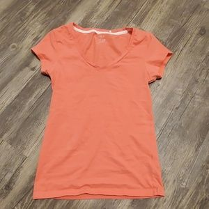 3 for $25 Energie Coral stretch tee Size M Juniors